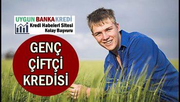 Genç Çiftçi Hibe Kredi Destek 2020